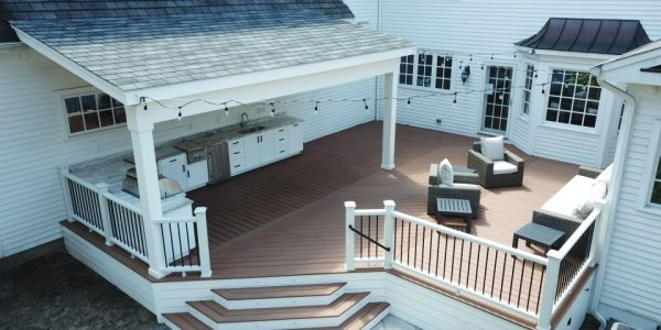 DECK DESIGN & CONSTRUCTION