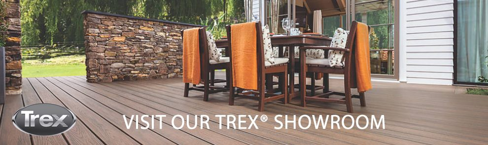 Visit the Trex® showroom